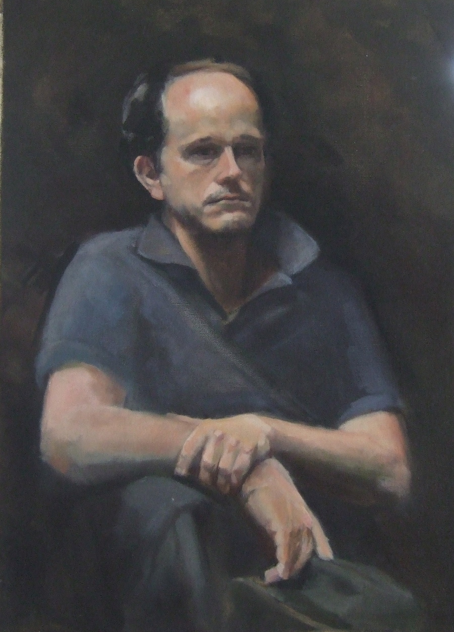 Study - Man with Hat